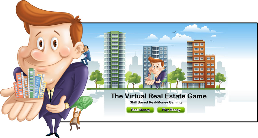Established Flip That House Virtual Real Estate Gaming