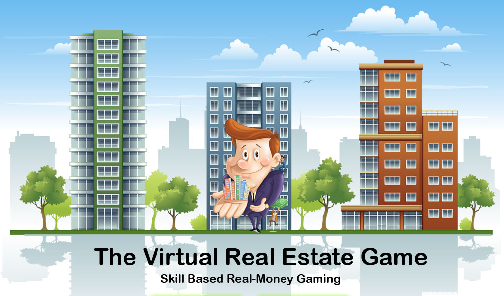 Virtual Real Estate Game Buy And Sell Virtual Property
